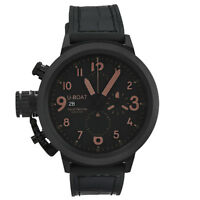 U-Boat Flightdeck Chronograph Full Ceramic Automatic Men's Watch 7094