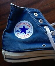 Vintage Converse Chuck Taylor All Star Original Made In USA 5 1/2 blue