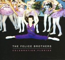 The Felice Brothers - Celebration, Florida [New & Sealed] Digipack CD