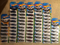 Hot Wheels Aston Martin One-77 Lot Of 61 Zamac & Colors