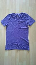 Mens Size Small V Neck Purple Top from Next