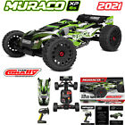 Corally C-00176 MURACO XP 6S - 1/8 Truggy LWB - RTR - Brushless Power