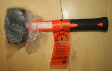 Carters Shocksafe 4lb Club Hammer - BS8020:2012 Insulated - 40LUFGINS - New