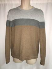Express Sweater Mens Medium Gray Multi Color NWT