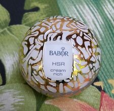 Babor HSR Lifting Extra Firming Rich Cream 50ml NEW NO Box Free Shipping in USA