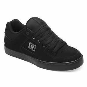 DC - Pure BLACK/PIRATE BLACK (lpb) Low Top Schuhe Skateschuh Sneaker DC Shoes