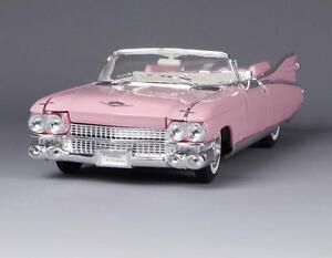 Maisto 1:18 1959 Cadillac ELDORADO BIARRITZ Diecast Model Racing Car Toy IN BOX