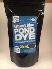 Pond Logic Pond & Lake Dye Natures Blue Pack Treats 1 Acre Safe For All Wildlife