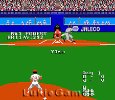 Bases Loaded II 2 - Fun NES Nintendo Baseball Game
