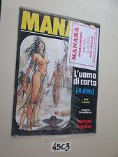 MANARA L'UOMO DI CARTA (45 C 3)