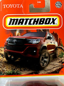 MATCHBOX TOYOTA HILUX Truck Limited Edition Truck 13/100 New Factory Sealed