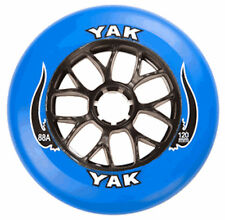 120mm x 88a YAK wheels, two wheels with bearings