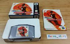 Nintendo 64 N64 Track & Field Summer Games PAL
