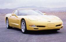 CHEVROLET Corvette C5 Camaro Blazer Astro Motorsport Pressemappe Press 2000 46
