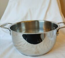 All-Clad Anodized Stainless Steel Induction 5 Qt  Pot Stockpot