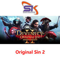 Divinity : Original Sin 2 - PC Steam - Region Free【Very Fast Delivry】
