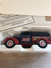 Golden Wheels Ford 1940 Pepsi Pickup Delivery Truck 1:24 Scale Die Cast