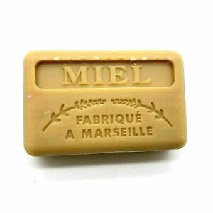 Savon de Marseille French Natural Soap with Organic Shea Butter 125g Vegetable