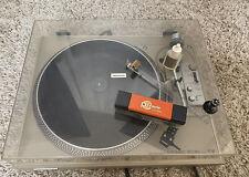 Pioneer PL-516 Turntable Record Player Rega Cartridge Plus Accessories