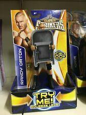 SUPERSTRIKERS RANDY ORTON MATTEL OFFICIAL WWE WRESTLING ACTION FIGURE SEALED MOC