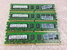 Samsung 4GB (4x1GB) 2Rx8 PC2-6400E 800MHz CL6 ECC UBF PC2-6400E Server RAM