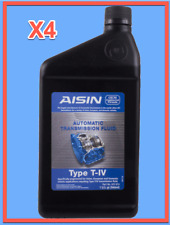4 Quarts Automatic Transmission Fluid AISIN ATF-0T4 Type T-IV