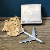 Schuco Boeing 707 Air France 355 787 Piccolo Plane Excellent Conditon! #1799