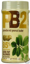 Bell Plantation PB2 Powdered Peanut Butter All Natural Ingredients (15 Servings)