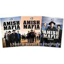 Amish Mafia: TV Series Complete Seasons 1 2 3 Box / DVD Set(s) NEW!