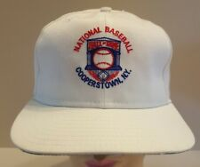 Vintage National Baseball Hall of Fame Cooperstown NY Snap Back Hat New Era