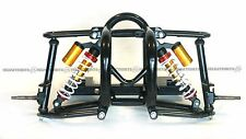 Advanced front chassis w/ independent front shock suspension - Custom go kart