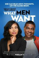 What Men Want - original DS movie poster 27x40 D/S 2019  TARAJI P. HENSON FINAL