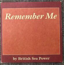 British Sea Power - Remember Me - Original CD Single - RTRADESCD032 - 2001