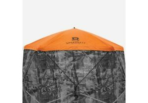 New Barronett Blaze Orange Blind Cap 5