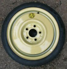 """HONDA CIVIC 2005-2020 15"""" SPACE SAVER SPARE WHEEL AND T115/70 D15 90M TYRE. #32."""