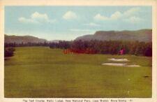 THE GOLF COURSE KELTIC LODGE NEW NATIONAL PARK CAPE BRETON NOVA SCOTIA CA 1944