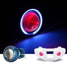 Blue Halo Angel Red Demon Eye For Suzuki GSX-R600 GSX-R750 2004 2005