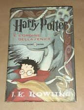 Harry Potter e l'Ordine della Fenice - J. K. Rowling - Salani, 2003 Prima ed.