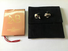 Nuevo - Pendientes LA NOUVELLE BAGUE EarRing White Gold 18K with Diamonds - New