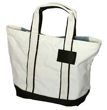 O'Neill Heritage Deluxe Shopper Bag, Magnetic Snap (SAVE 50%!!): BNWT (whites)