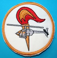 ISRAEL-IDF Air Force Flight Academy-Helicopters Patch #0162