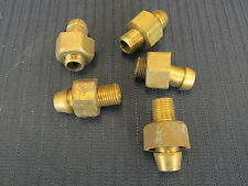 Brass Tapperd Gas Fitting CGA Fittings