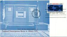 Emancipation Proclamation 1963 Post Card FDC