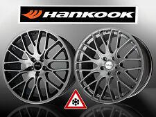 Winterräder 22 Zoll Audi Q7 VW Touareg Porsche Cayenne + Hankook 295/30 333