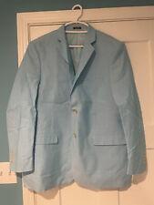 Saddlebred~Turqouise Suitcoat/Blazer/Sport Coat~Sz.42R