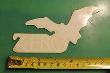 ZERO Skateboards Bat Jamie Thomas Chris Cole Vintage Skateboarding Decal STICKER