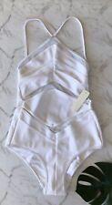 ZIMMERMANN Caravan Tuck Bikini Size 1 2 Regular 2
