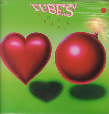 "THE TUBES "" LOVE BOMB "" LP SIGILLATO 1985 EMI ITALY"