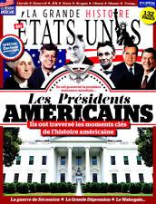La grande Histoire des Etats-Unis N°10 - Les présidents Américains