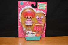 NEW MINI LALALOOPSY VALENTINA HUGS N' KISSES Doll Target Exclusive Valentines